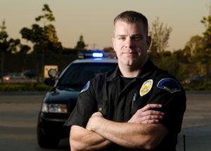 Police Officer - DUI Test